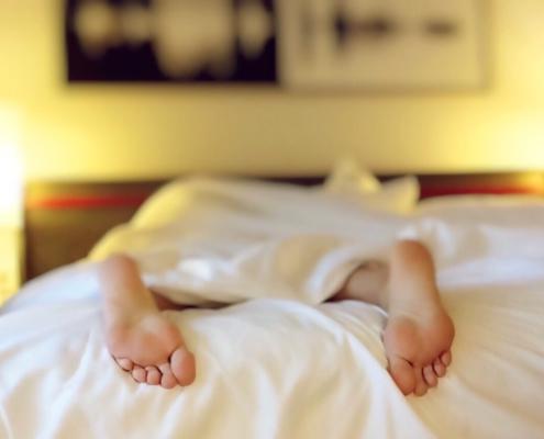 sommeil récupération énergie